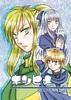 【ライトノベル】【ハイファンタジー】キシヒメ〜銀の髪の姫君〜
