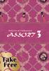 【ハイファンタジー】【現代】【無料配布】ASSORT3