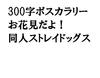 【300SSラリー】300字SSポストカード