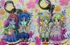 【グッズ】【恋愛】【ハイファンタジー】 アクリルキーホルダーA・Bセット