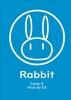 【ローファンタジー】Rabbit